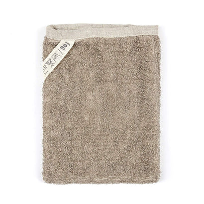 Fog Linen Work Massage Bath Mitt
