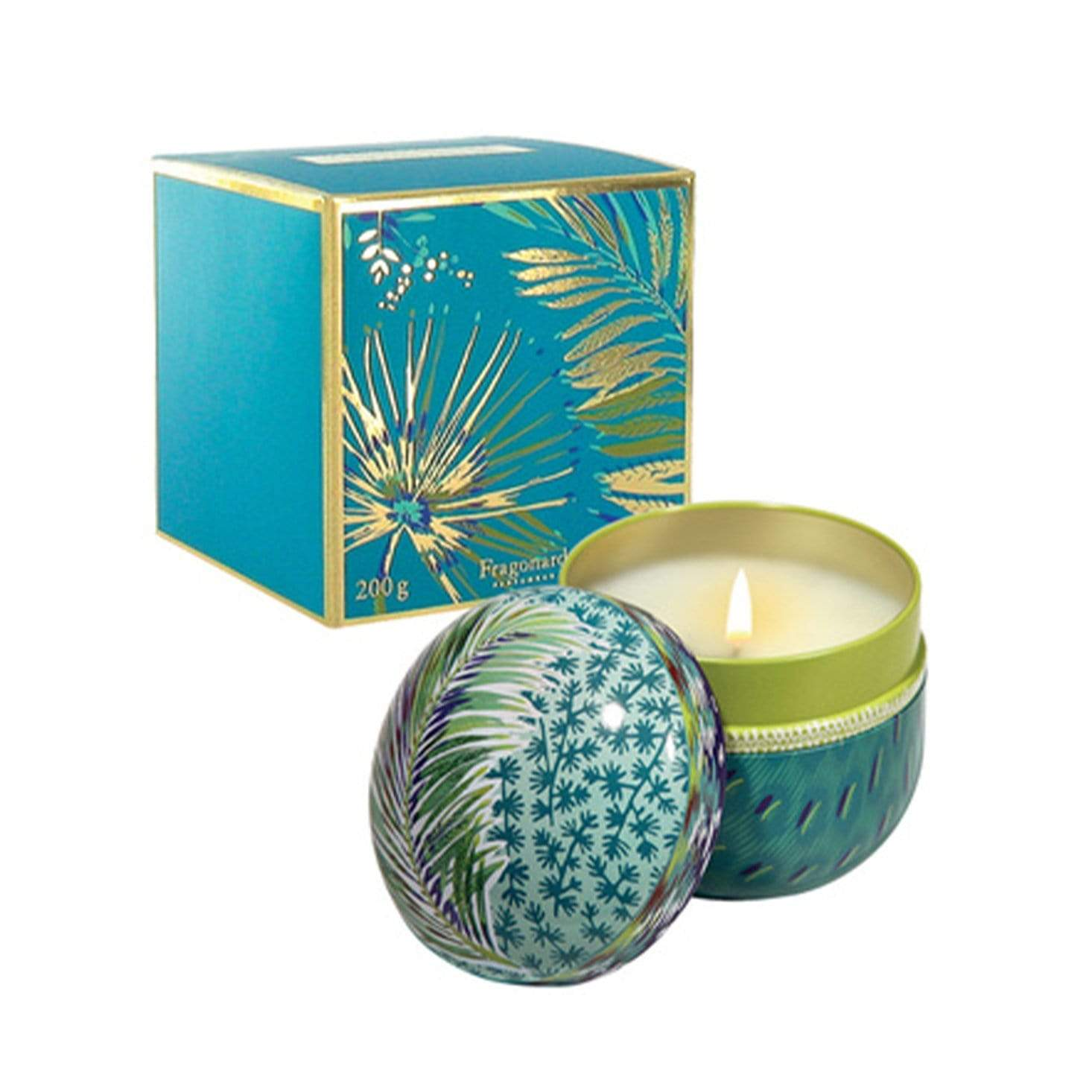 Fragonard Coriandre Lemongrass Candle