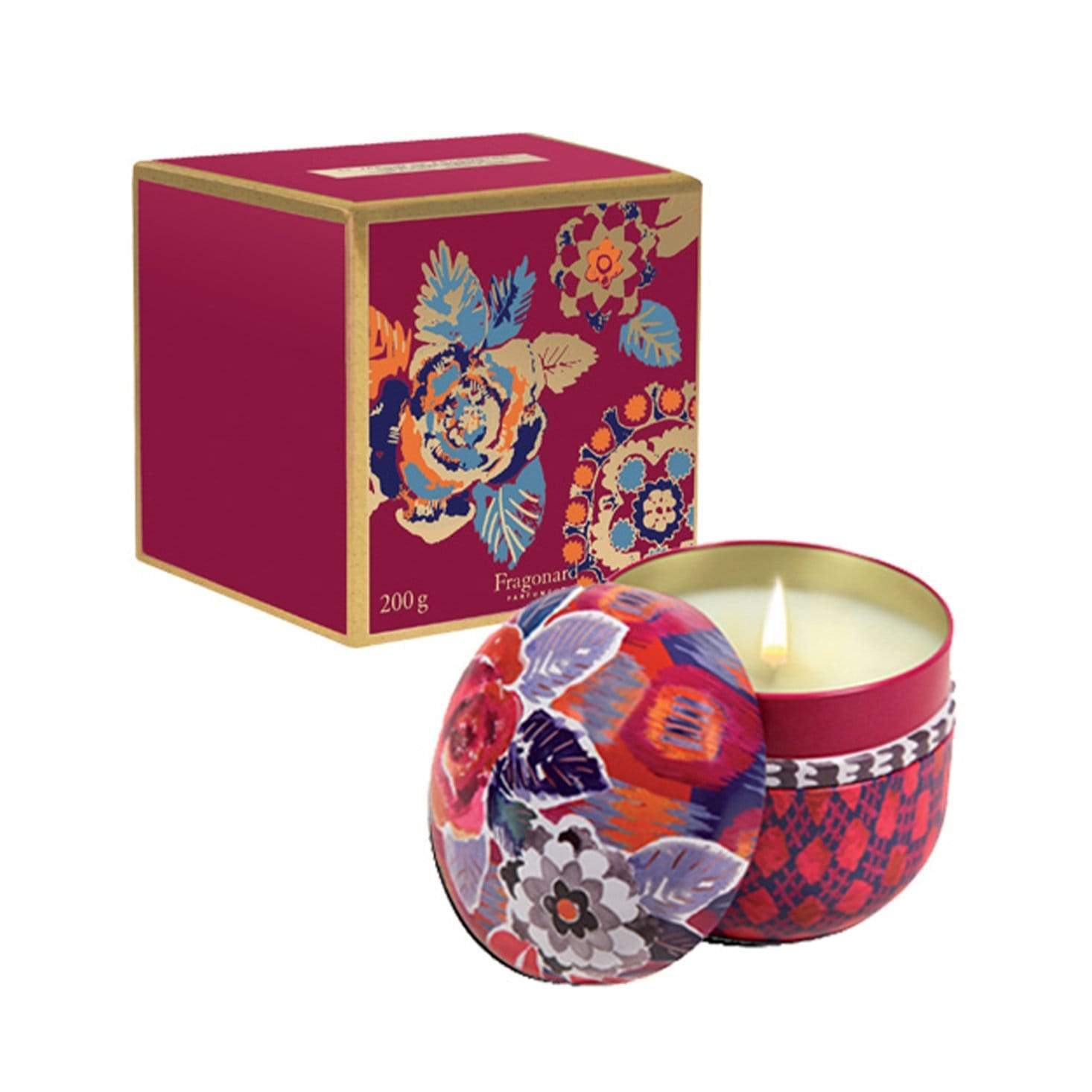 Fragonard Myrrhe Patchouli Candle