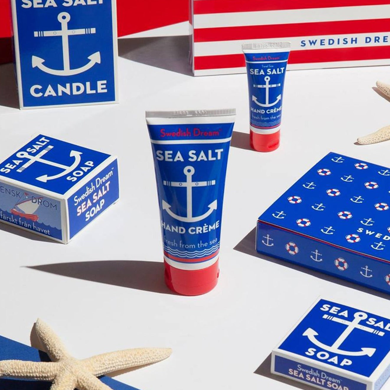 Kalastyle Sea Salt Travel Hand Creme