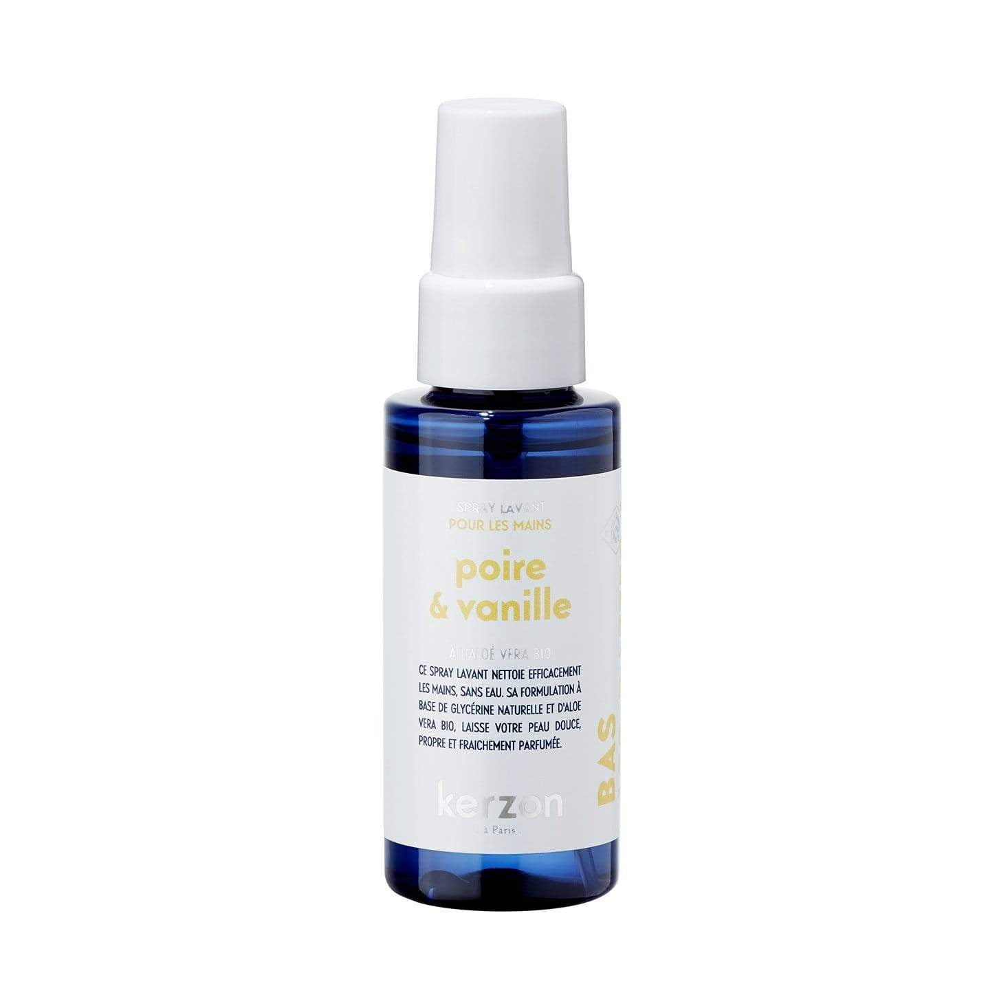 Kerzon Poire & Vanille Hand Cleansing Spray