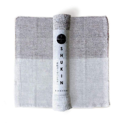 Kontex Shukin Towel - Grey