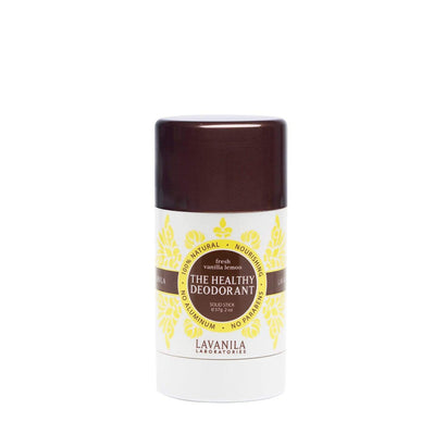 Lavanila Fresh Vanilla Lemon Mini Deodorant