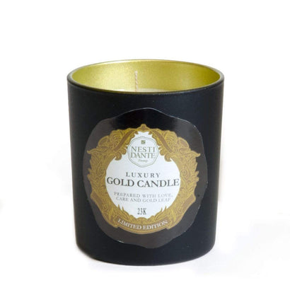 Nesti Dante Luxury Gold Candle
