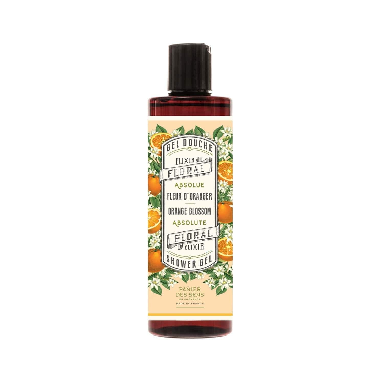 Panier des Sens Orange Blossom Shower Gel