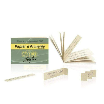 Papier d'Arménie Original Incense