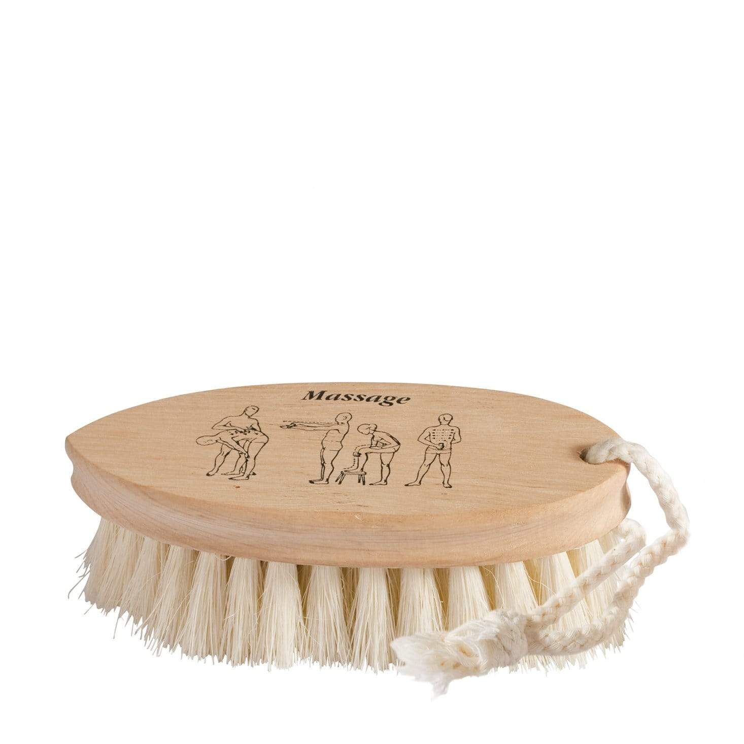 Redecker Dry Massage Brush