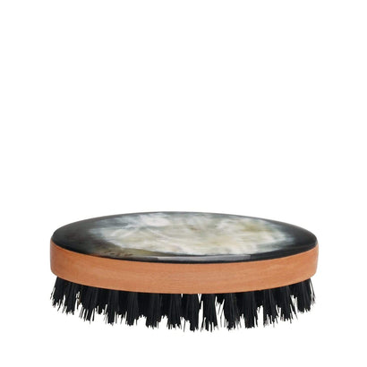 Redecker Horn Oval Beard Brush