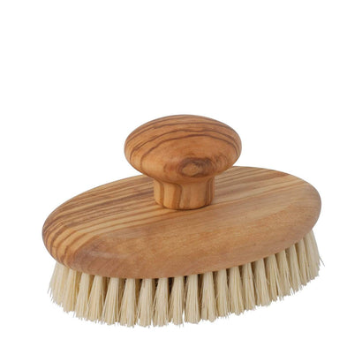Redecker Olive Wood Bath Brush