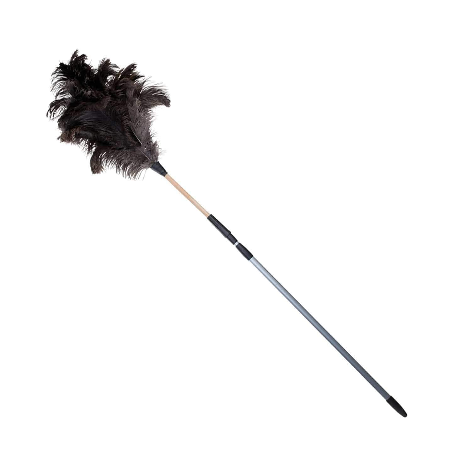 Redecker Ostrich Feather Duster - Telescopic Handle