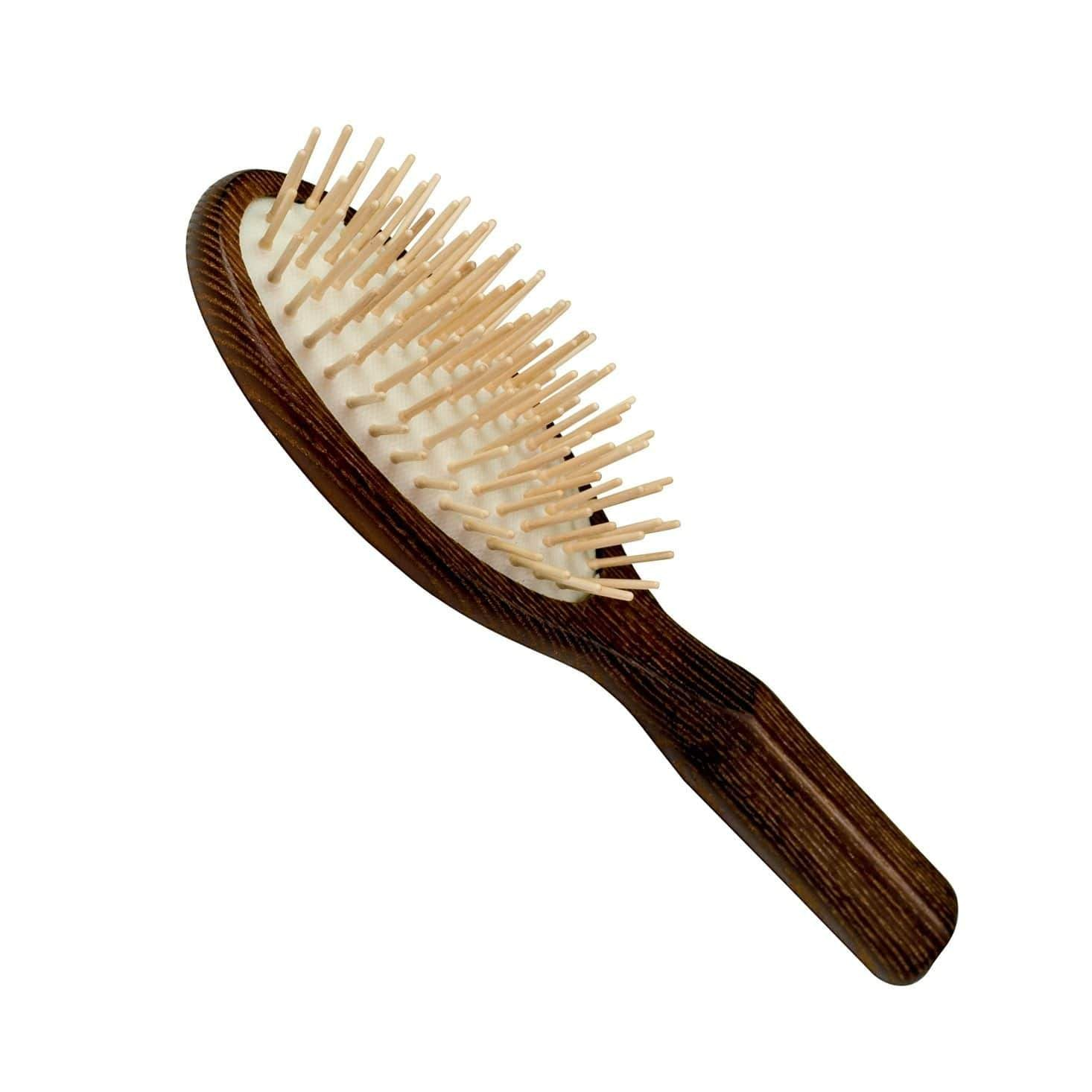 Redecker Thermowood Hair Brush - Pins