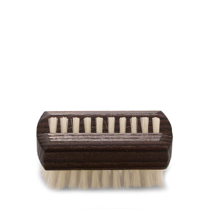 Redecker Thermowood Travel Nail Brush