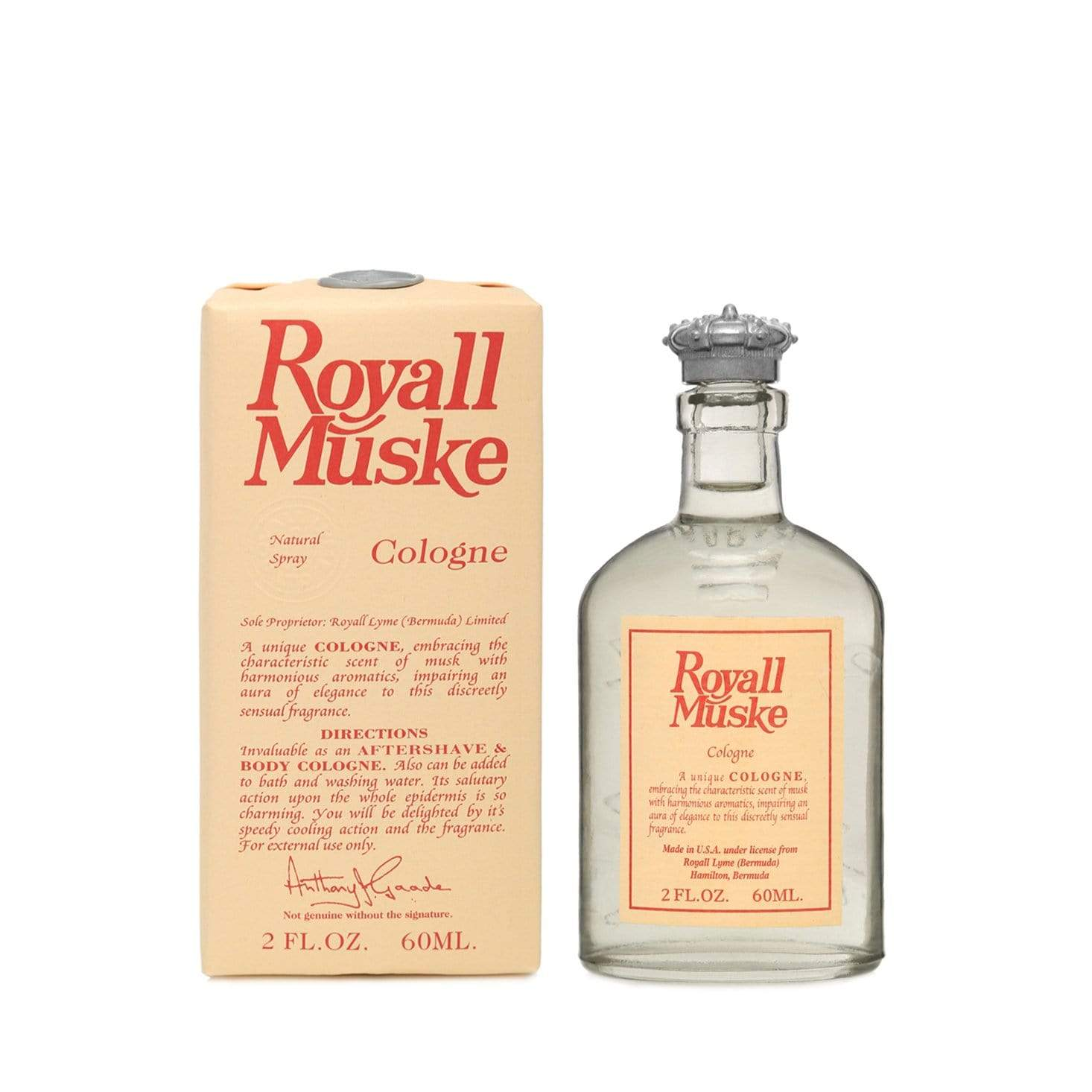 Royall Muske Splash - 60ml