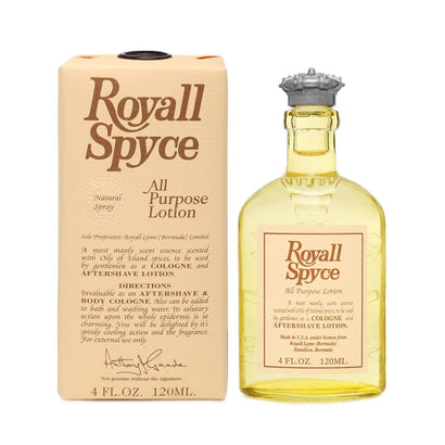 Royall Spyce Natural Spray - 120ml