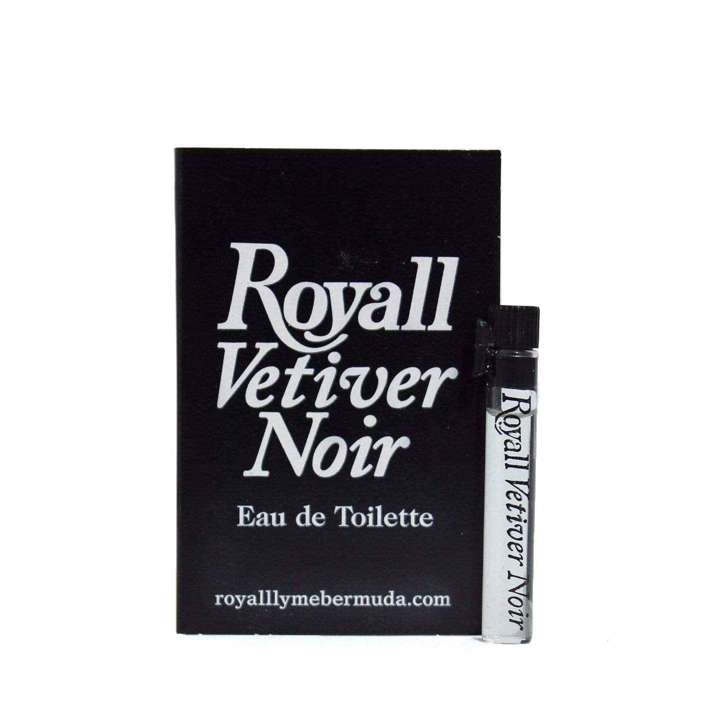 Royall Vetiver Noir Eau de Toilette - 2ml