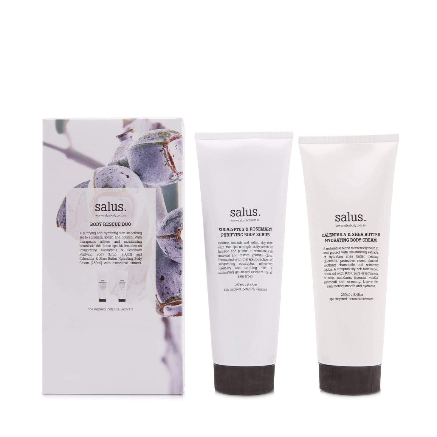 Salus Body Rescue Duo - Value $67