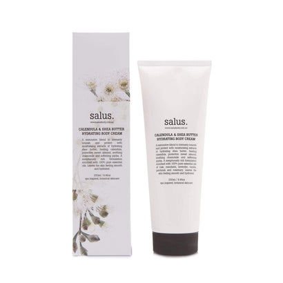 Salus Calendula + Shea Butter Hydrating Body Cream - 250ml