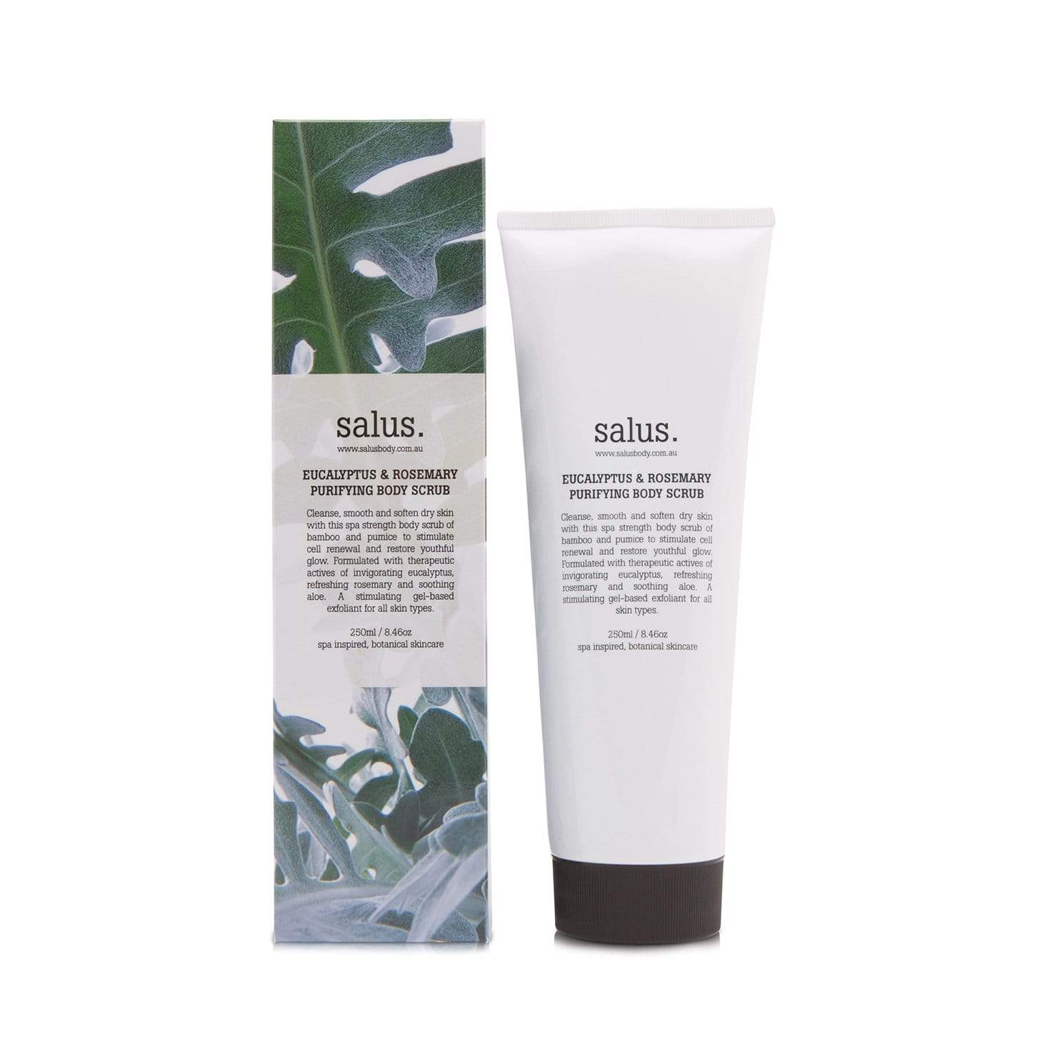 Salus Eucalyptus + Rosemary Purifying Body Scrub