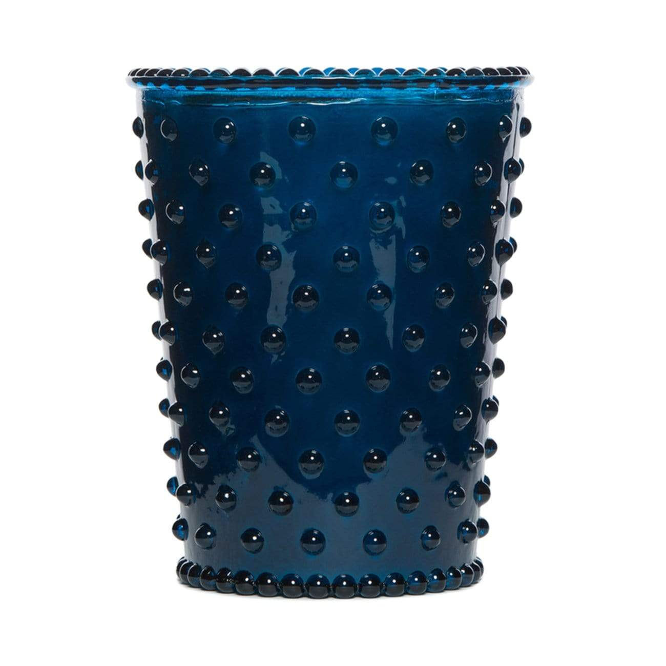 Simpatico Ambergris Hobnail Candle