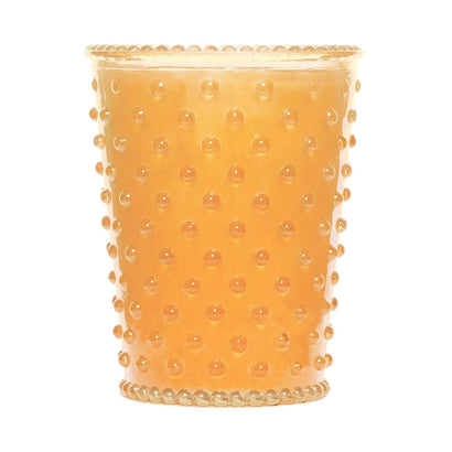 Simpatico Orange Blossom Hobnail Candle