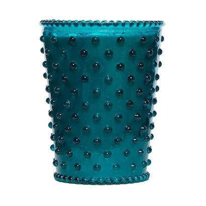Simpatico Spanish Lime Hobnail Candle