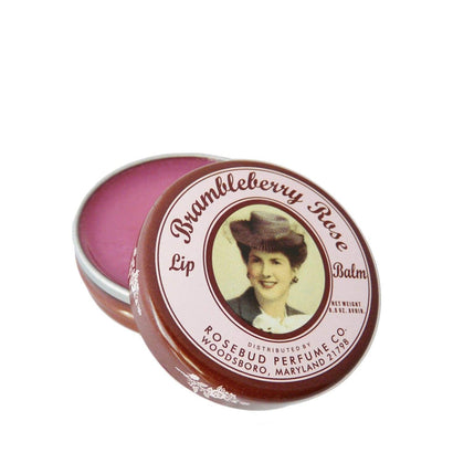 Smith's Rosebud Brambleberry Rose Lip Balm - Tin