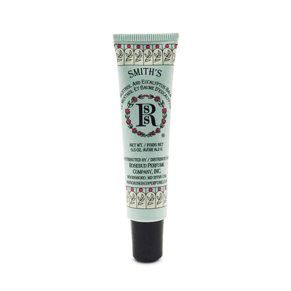 Smith's Rosebud Menthol & Eucalyptus Lip Balm - Tube