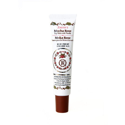 Smith's Rosebud Mocha Rose Lip Balm - Tube