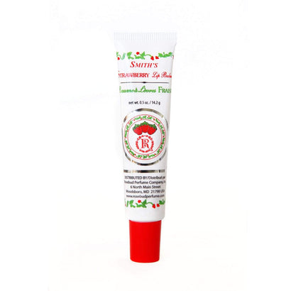 Smith's Rosebud Strawberry Lip Balm - Tube