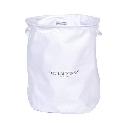 The Laundress Collapsible Hamper - White