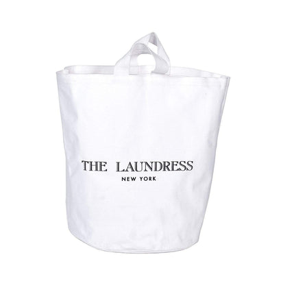 The Laundress Hamper Tote - White