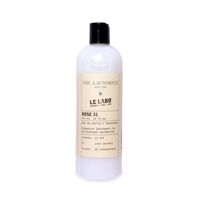 The Laundress + Le Labo Rose 31 Signature Detergent