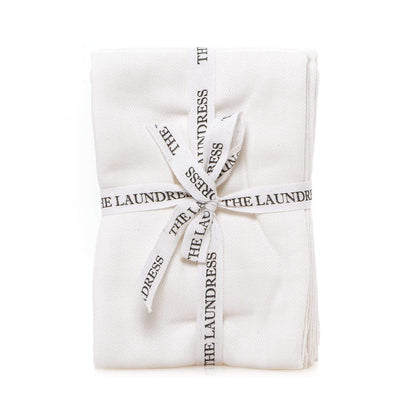 The Laundress Lint Free Cleaning Cloth - pack of 3