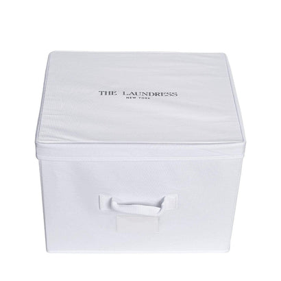 The Laundress Storage Cube - White