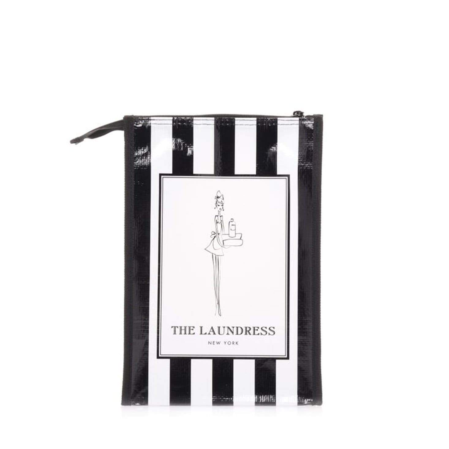The Laundress Striped Gift Bag