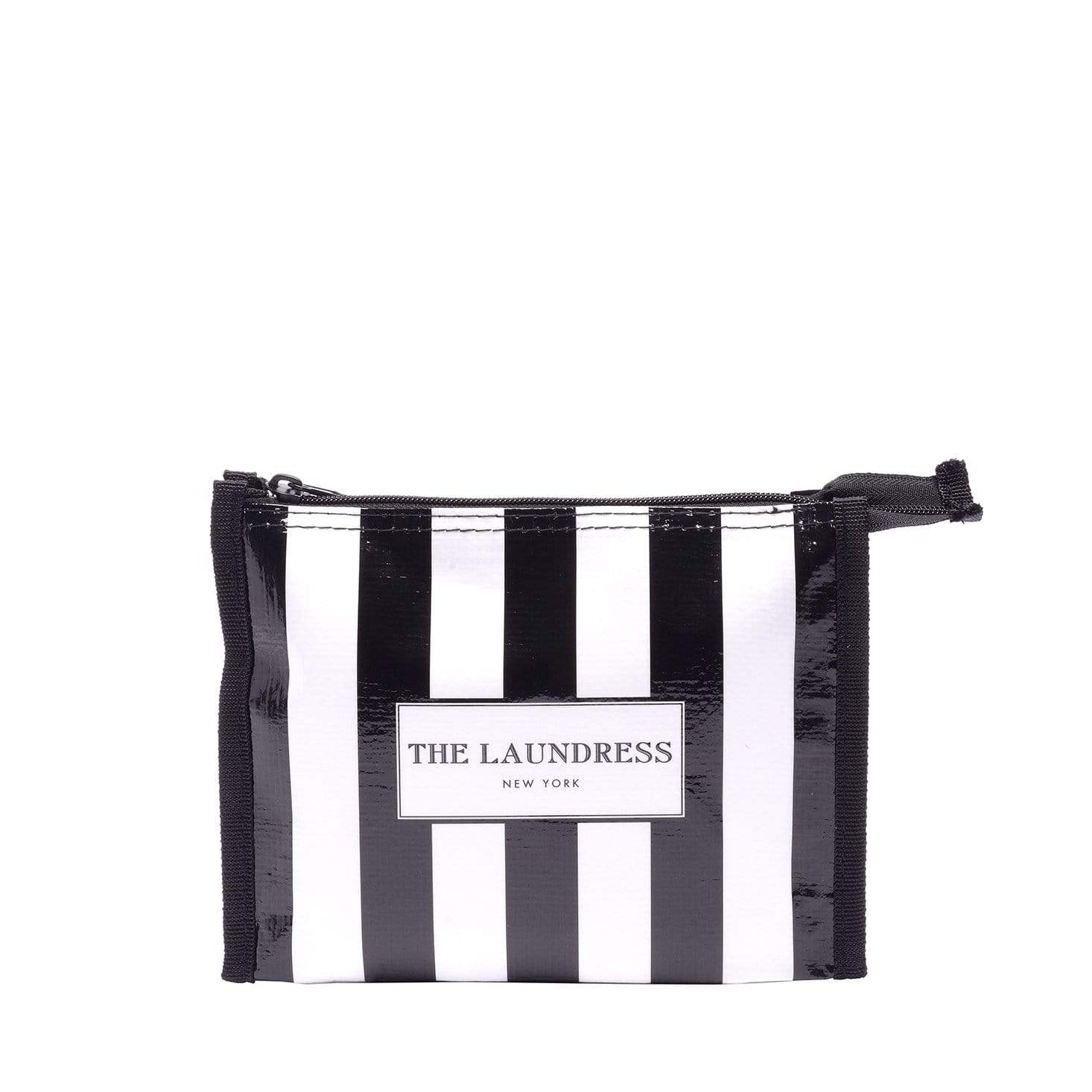 The Laundress Striped Travel Pouch