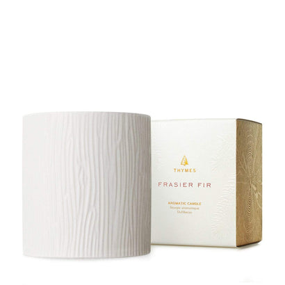 Thymes Frasier Fir Gilded Candle