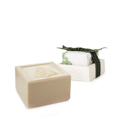 Thymes Frasier Fir Soap + Dish Set
