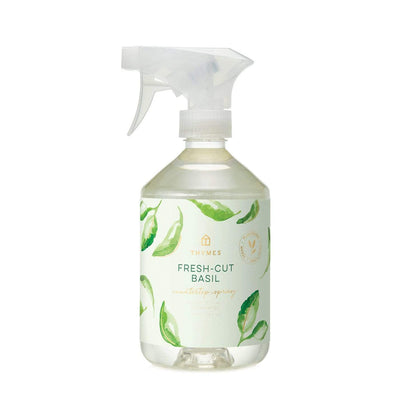 Thymes Fresh Cut Basil Countertop Spray