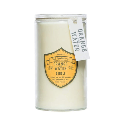 U.S. Apothecary Orange Water 75hr Candle