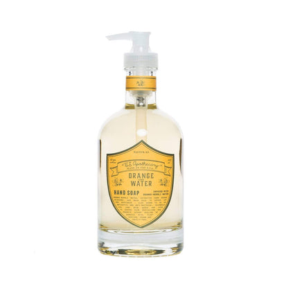 U.S. Apothecary Orange Water Hand & Body Wash