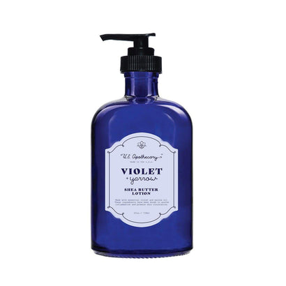 U.S. Apothecary Violet & Yarrow Hand & Body Lotion