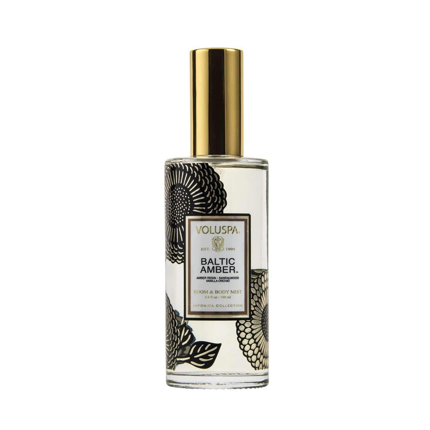 VOLUSPA Baltic Amber Room Mist