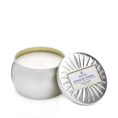 VOLUSPA Branche Vermeil Decorative Candle