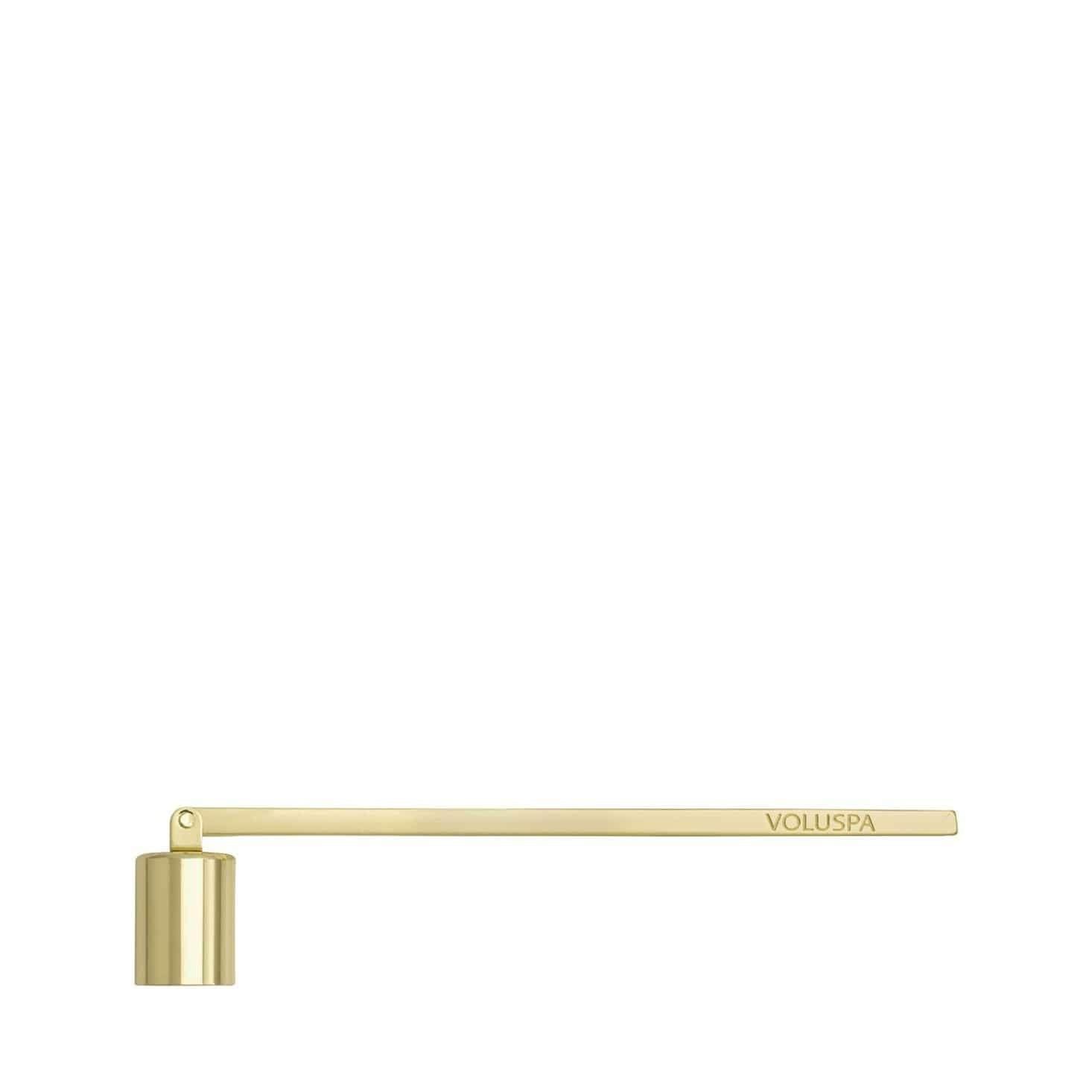 VOLUSPA Candle Snuffer - Gold