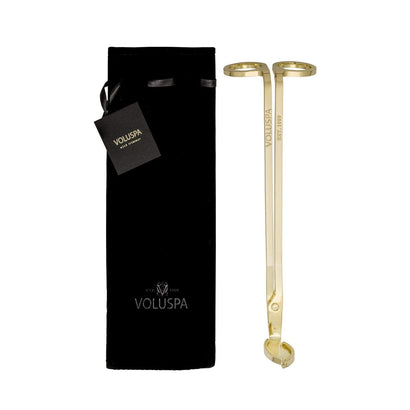 VOLUSPA Candle Wick Trimmer - Gold