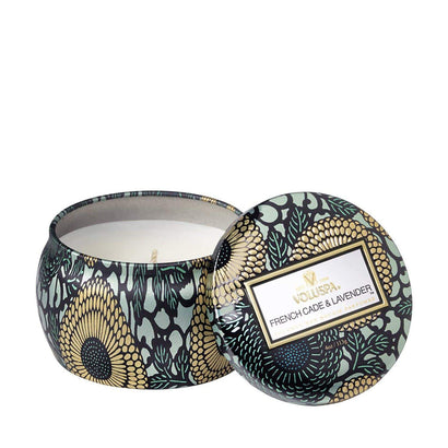 VOLUSPA French Cade & Lavender Decorative Candle