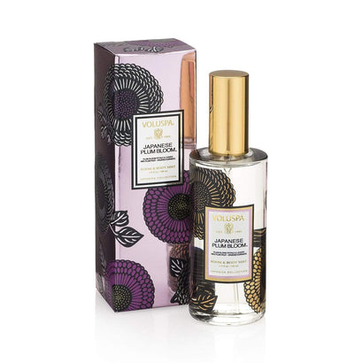 VOLUSPA Japanese Plum Bloom Room Mist