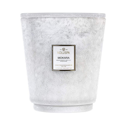 VOLUSPA Mokara 250hr Hearth Candle