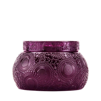 VOLUSPA Santiago Huckleberry Chawan Candle